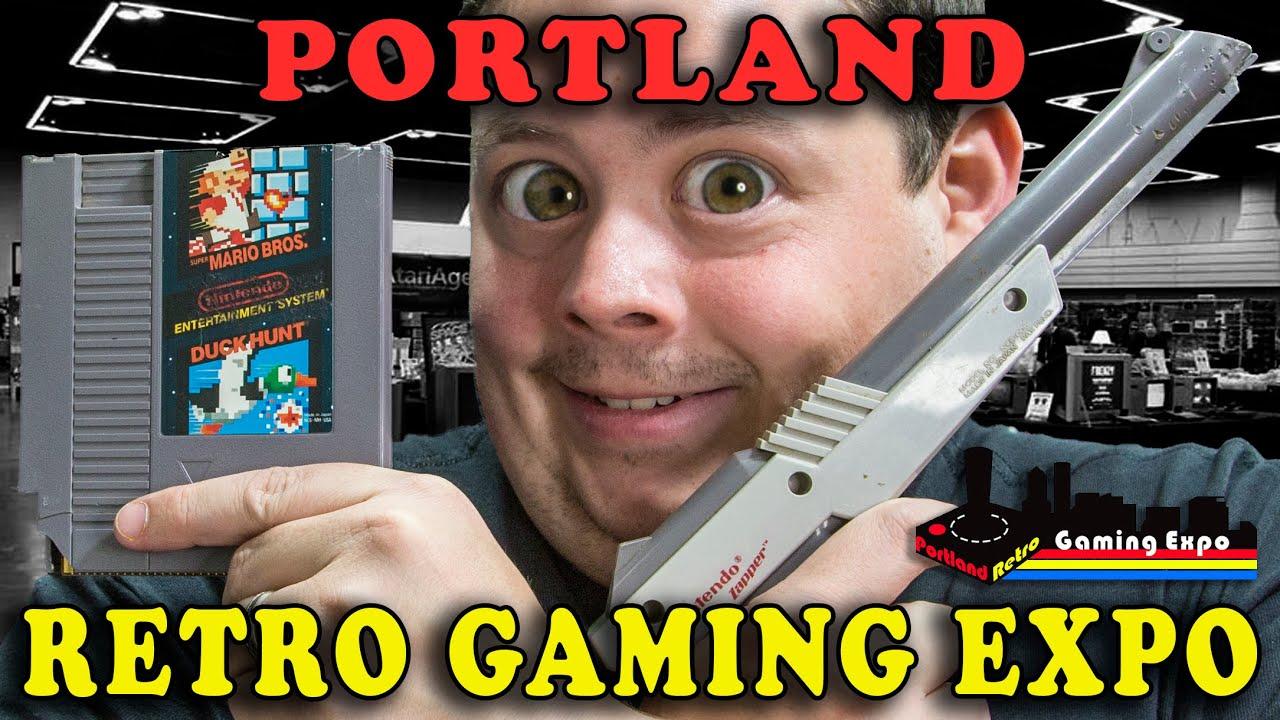 Games portland video vintage