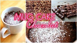 Mug Cake Chocolat │PerfectHonesty Thumbnail