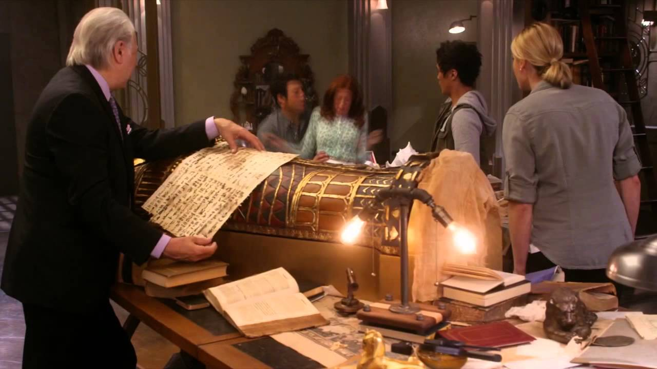 Librarians Tv Show