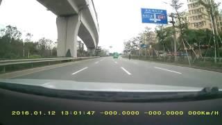 Vimel Dual Lens Camera 1080P FHD car bike motorcycle waterproof
