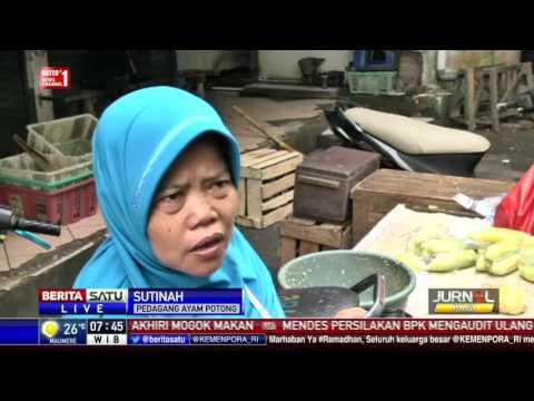 Pedagang: Harga Daging Ayam di Bulan Puasa Terlalu Mahal