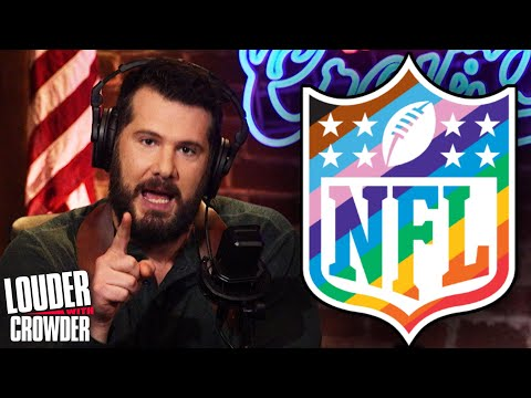 Debunking Corporate Wokeness! The TRUTH Behind the Rainbow Logos | Louder with Crowder