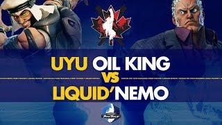 UYU Oil King (Rashid) VS Liquid Nemo (Urien) - Canada Cup 2019 Winner's Quarters - CPT 2019