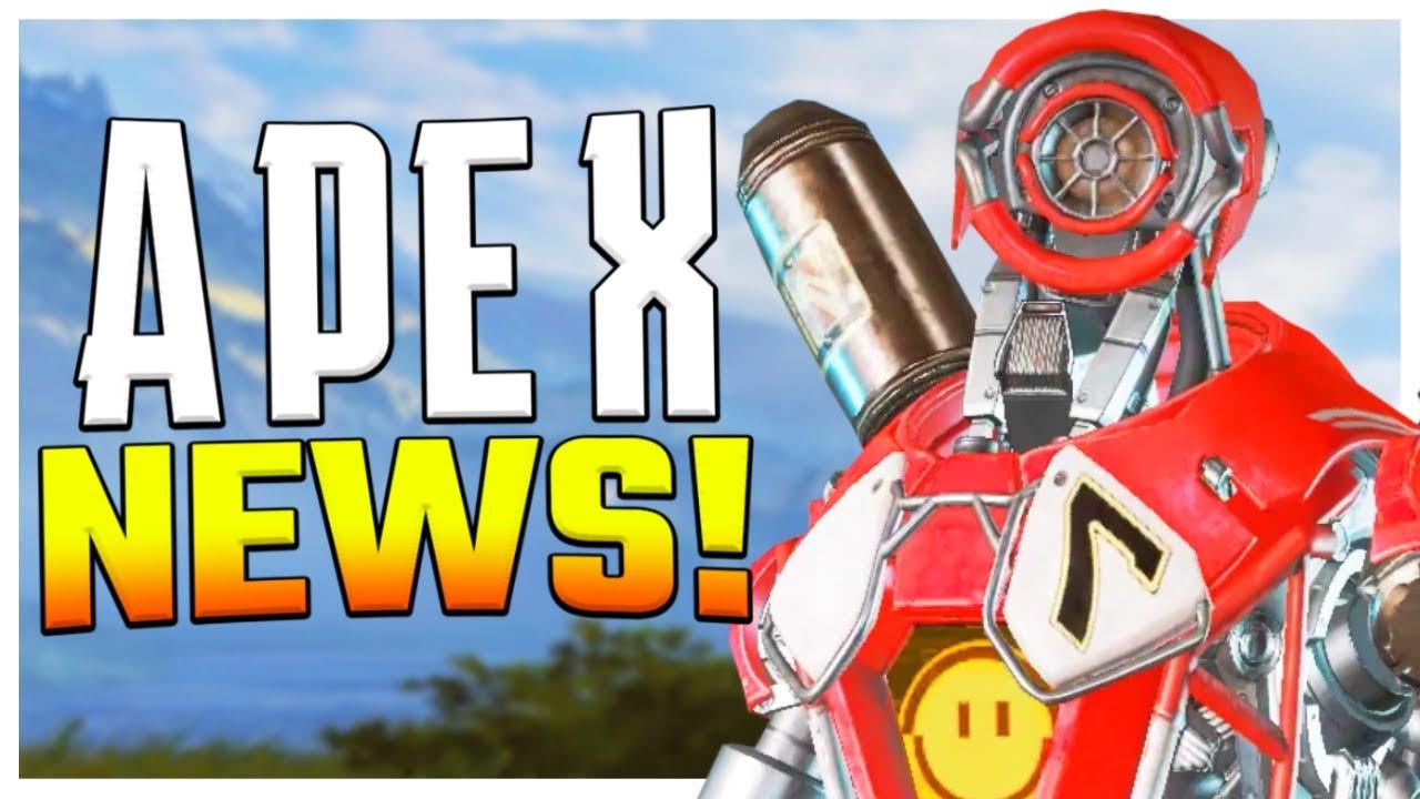 Apex Legends News! Wraith Skin Headshot No Reg + Octane Fast Heal Bug + More