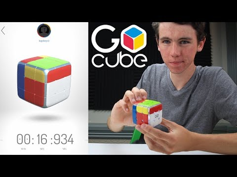 Trying out GoCube, the Bluetooth 'Smart Cube'