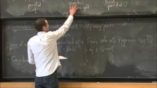 Number Theory Seminar - Patrick Allen - October 15, 2015