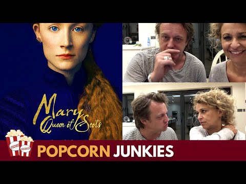 Mary Queen of Scots (Margot Robbie) Trailer - Nadia Sawalha & Family Reaction & Review