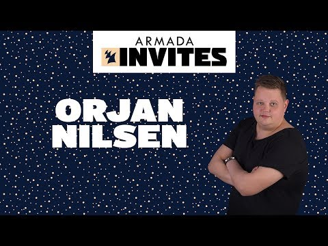 Armada Invites – Orjan Nilsen