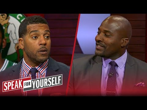 Jim Jackson explains why the unpredictable West is the biggest NBA story | NBA | SPEAK FOR YOURSELF thumbnail