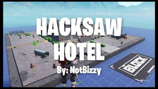 NEW Hacksaw Hotel Location! | Fortnite Block Party Submission