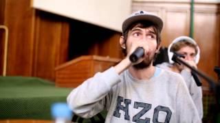 Noize MC -- Фристайл в МГУ