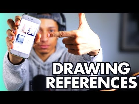 Where To Find References For Your Art