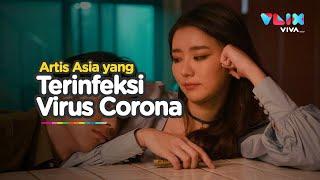 Artis Top Asia Terjangkit COVID-19, Pearwach Nichapat Jadi Sorotan