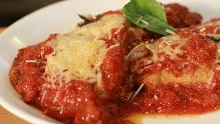 Dicksta's Dishes: Chicken Parm