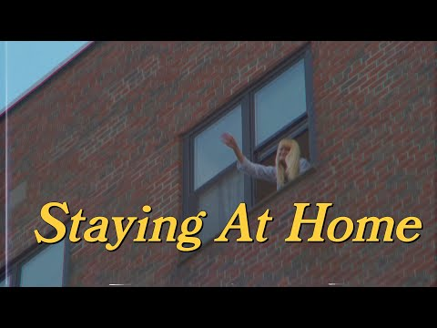Staying At Home - QUARANTINE TV SHOW