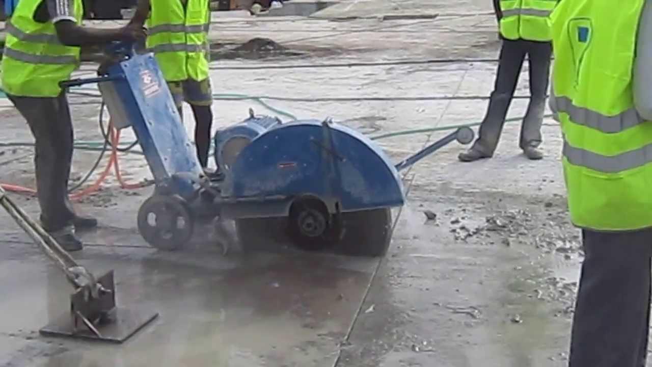 Floor Saw Concrete Cutting  Floor Matttroy