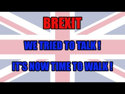 💷 Brexit - Offering the EU money is a waste of time! 💷