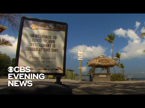 Florida's Tourism Industry Heavily Impacted By Coronavirus Pandemic