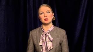 Ирина Волынец: видеооборащение к избирателям