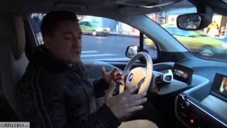 BMW i3 - încărcarea în oraș - Cavaleria.ro