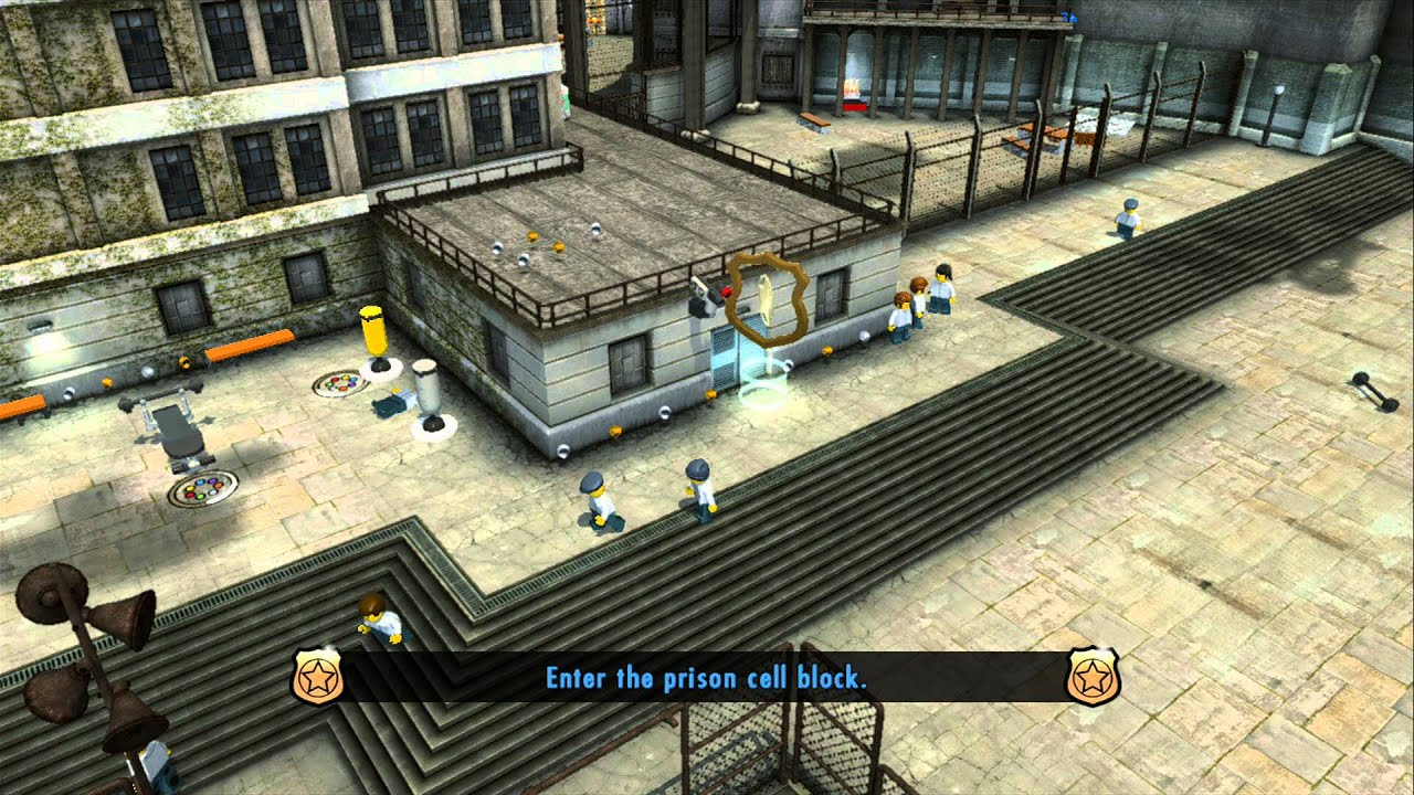 LEGO City Undercover (Wii U) - Complete Playthrough ...