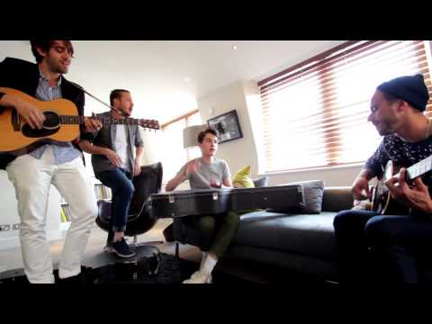 Portugal. The Man - Purple Yellow Red & Blue (Acoustic) // The White Noise Session
