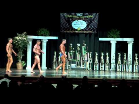 2010 Hub City  Spencer Neville  Mens Novice Middleweight Champion