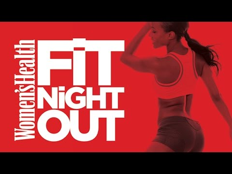 Women's Health SA Fit Night Out 2016