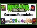 Coronas Especiales | Nuclear Throne - Español/Guía