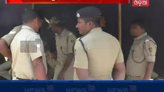Section 144 imposed in Bhadrak, 25 platoons force deployed | News18 Odia