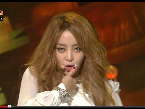Brown eyed girls - Kill Bill, 브라운아이드걸스 - 킬빌,  Show Champion 20130731