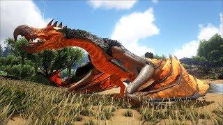 ARK Online #16 - Đã Bắt Được Siêu Rồng Lông Nách (Dodo Wyvern) ^_^