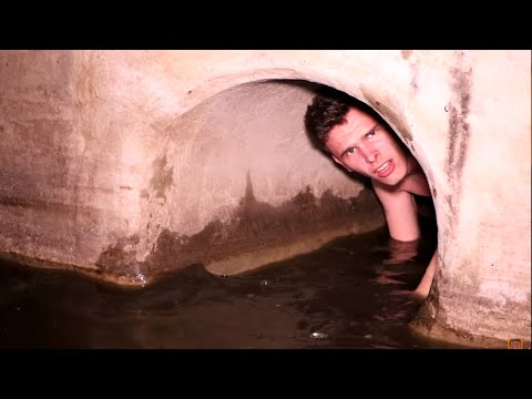 Thumbnail: Storm Drain Pickle Outtakes + Graffiti
