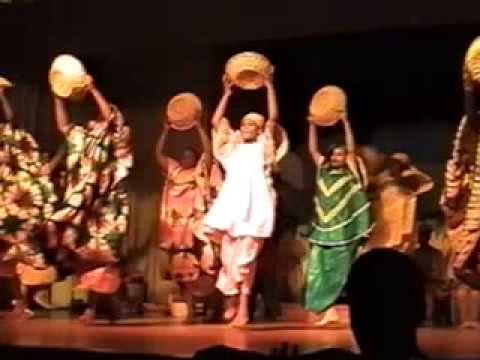 "(2003) African Dance, Rhythms & Rituals featuring ""The Love Elephants"""