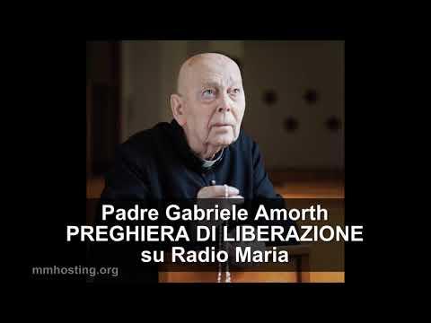 Preghiera di liberazione - Padre Gabriele Amorth in Radio Maria