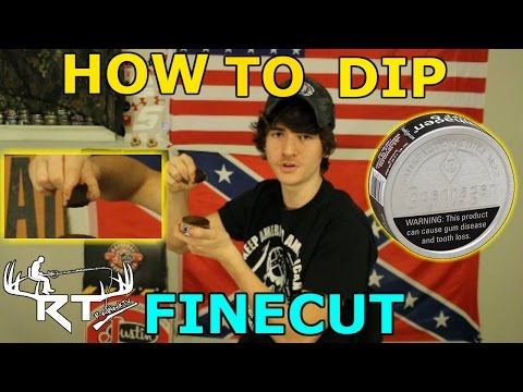 How To Dip FINE CUT