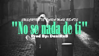 (con coros) 😢 Instrumental de rap romantico con coros 2018 (USO LIBRE) | DaniRnB