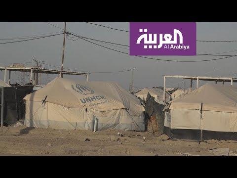 إغلاق مخيمات الأنبار يدفع النازحين إلى دوامة الخطر  - 22:53-2019 / 1 / 13