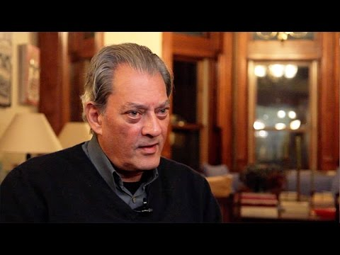 Paul Auster Interview: The Meanness of New York