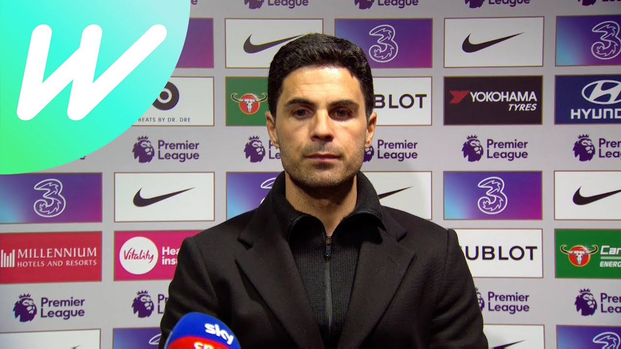 Download Arteta: European qualification is 'mathematically possible' after Chelsea win   Chelsea vs Arsenal  