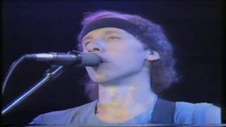 Dire Straits - The Man's Too Strong [Wembley -85 ~ HD]