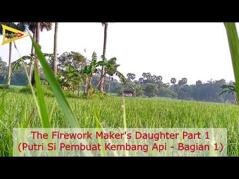 audiobook Philip Pullman: the firework maker's daughter putri sang pembuat kembang api