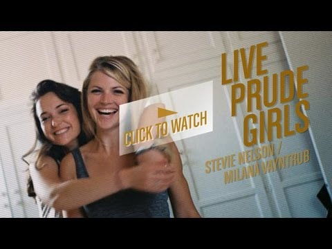 Interview: Live Prude Girls (Stevie Nelson & Milana Vayntrub) [ UNCUT ] | Stated Magazine