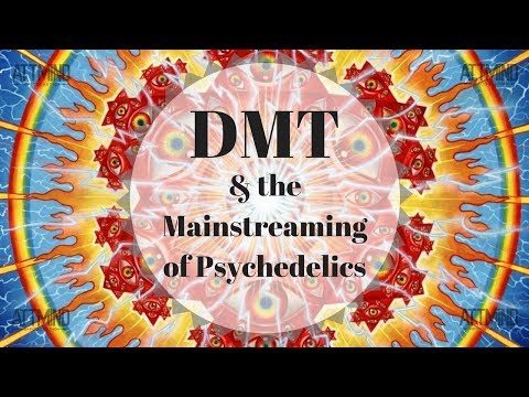 DMT and the Mainstreaming of Psychedelics | Rick Strassman MD ~ ATTMind 65