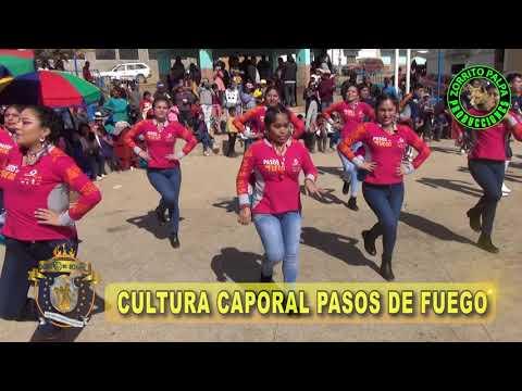 PASOS DE FUEGO CULTURA CAPORAL EN CHACOS 2019