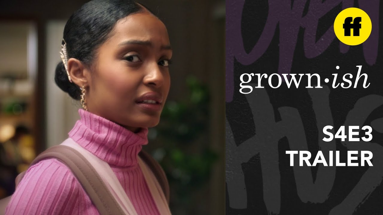 Download grown-ish | Season 4, Episode 3 Trailer | Zoey Bumps into Rochelle