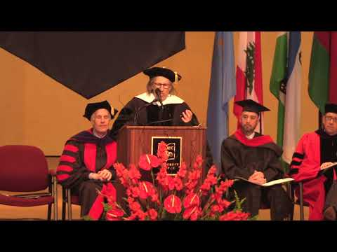 Lake Forest College 2018 Commencement Address by Jane Hamilton