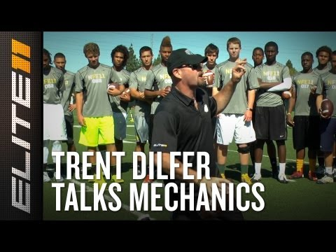 Trent Dilfer Talks Mechanics