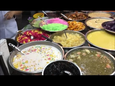 Surat Thani evening market