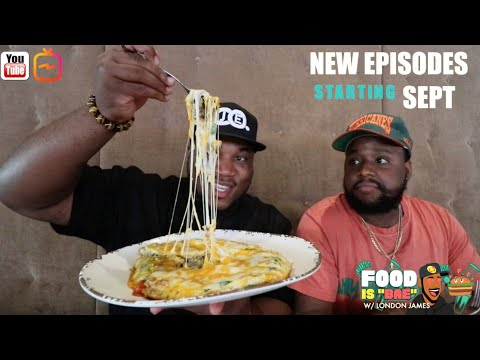 FOOD IS BAE! NEW EPISODES ON THE WAY
